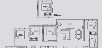 kopar-at-newton-floor-plan-5-bedroom-5l1a-singapore